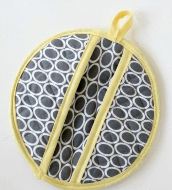 DIY OVEN MITT … ANTHROPOLOGIE STYLE!