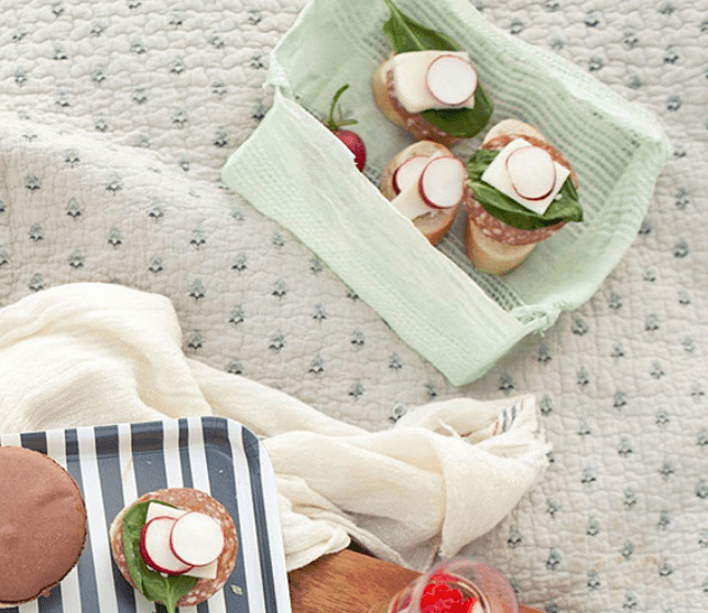 DIY Picnic Basket from Oh Party!