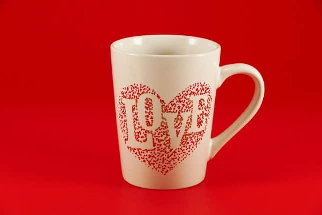DIY Sharpie Mugs for Easy Personalized Gifts