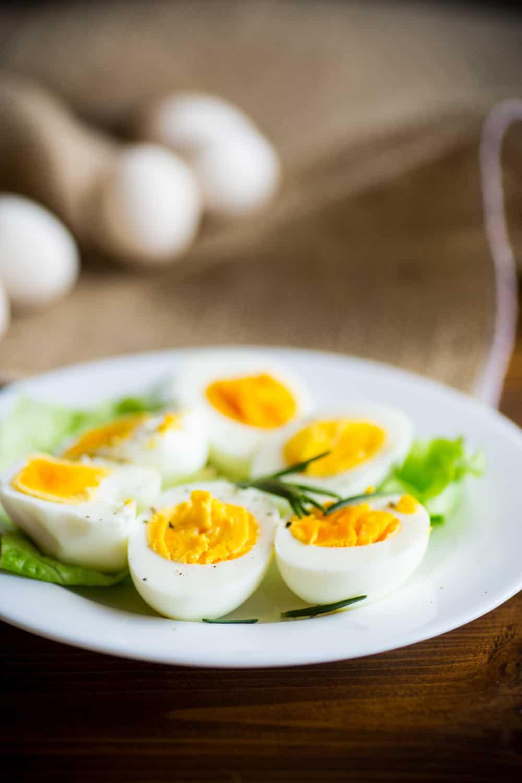 Do Hard-Boiled Eggs Go Bad How Long Does It Last