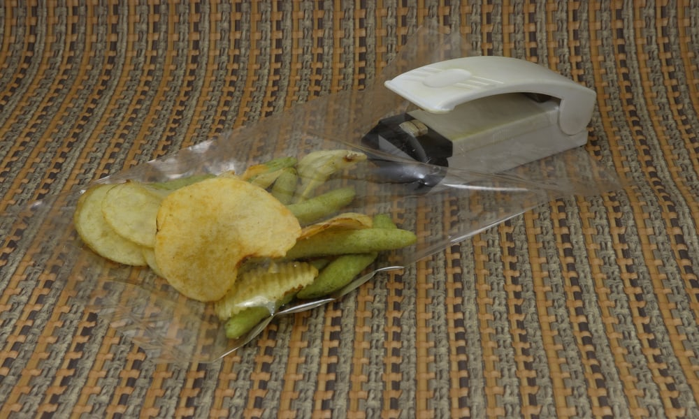 Do It Yourself Vacuum Sealer for $2