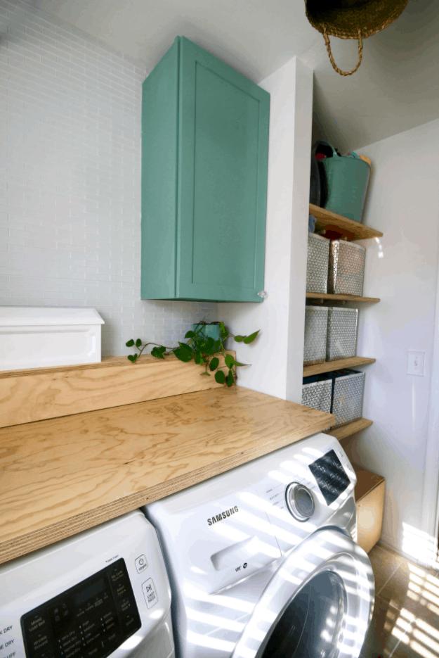 Easiest DIY Plywood Countertop