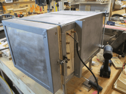 Heat Treatment Oven Project