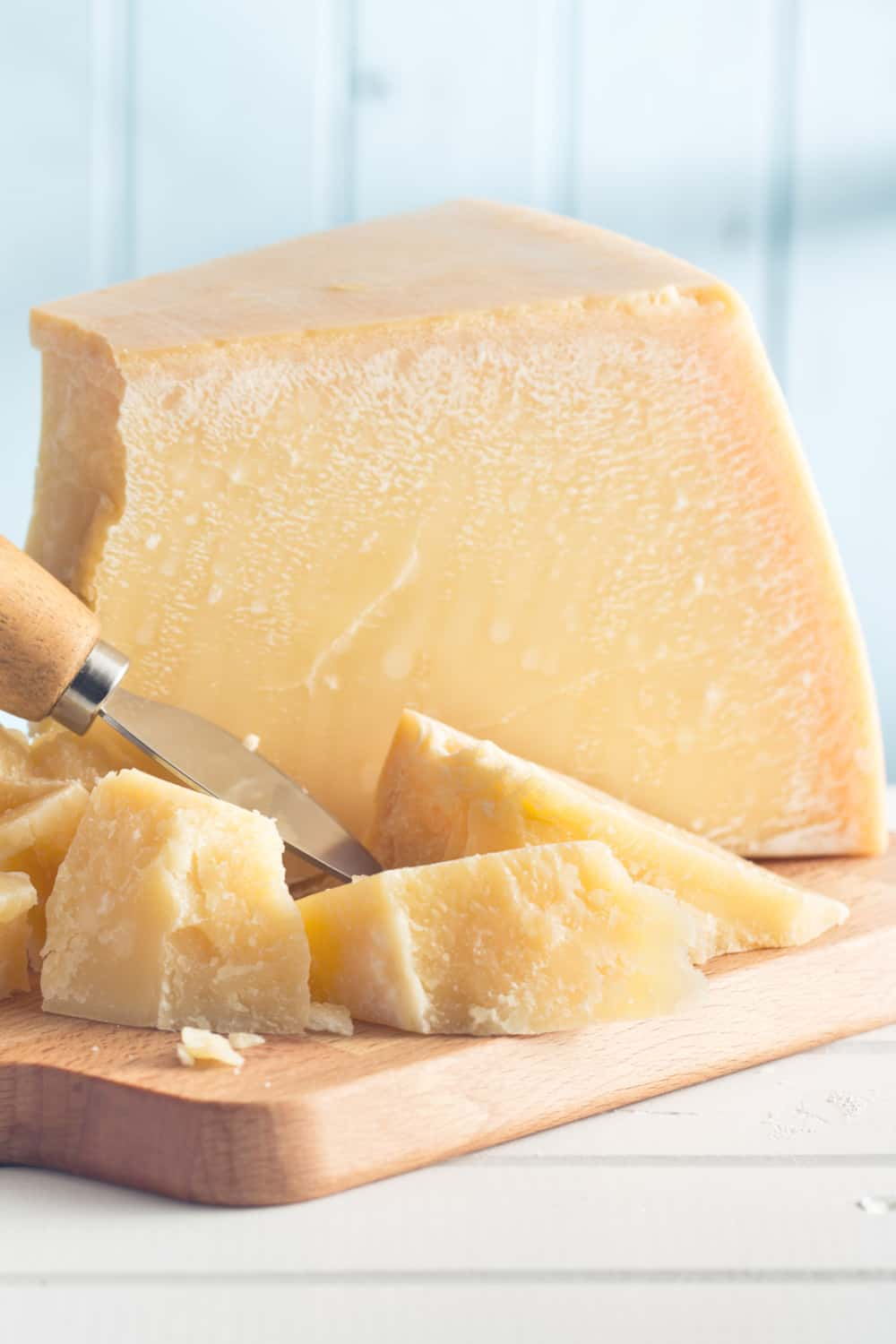 How Long Does Parmesan Cheese Last