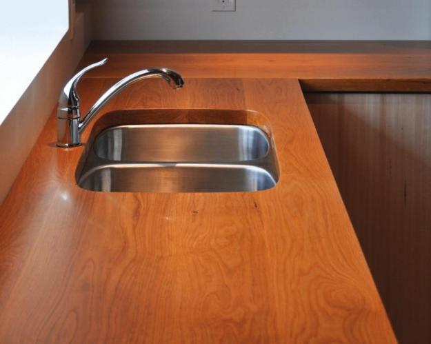 How to Build Solid Wood Countertops