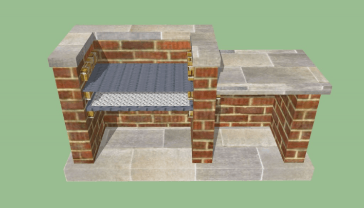 How to Build a Barbecue Pit 1