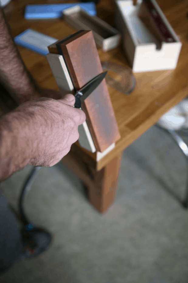 How to Build a DIY Knife Sharpening Jig