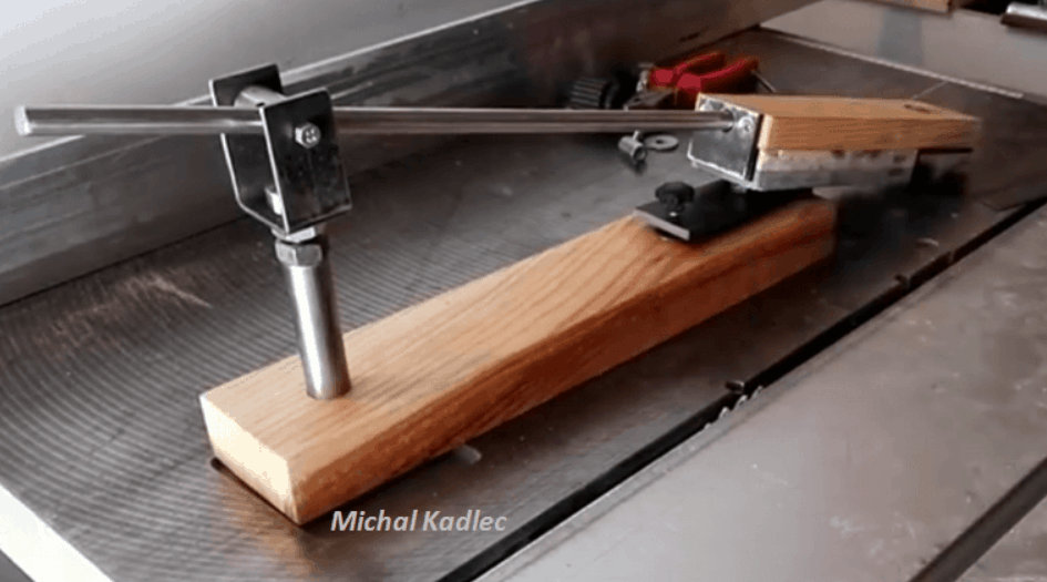 How to Build a Knife Sharpening Jig of Your Own