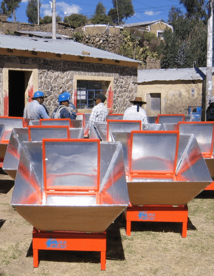 How to Build a Solar Oven and Why