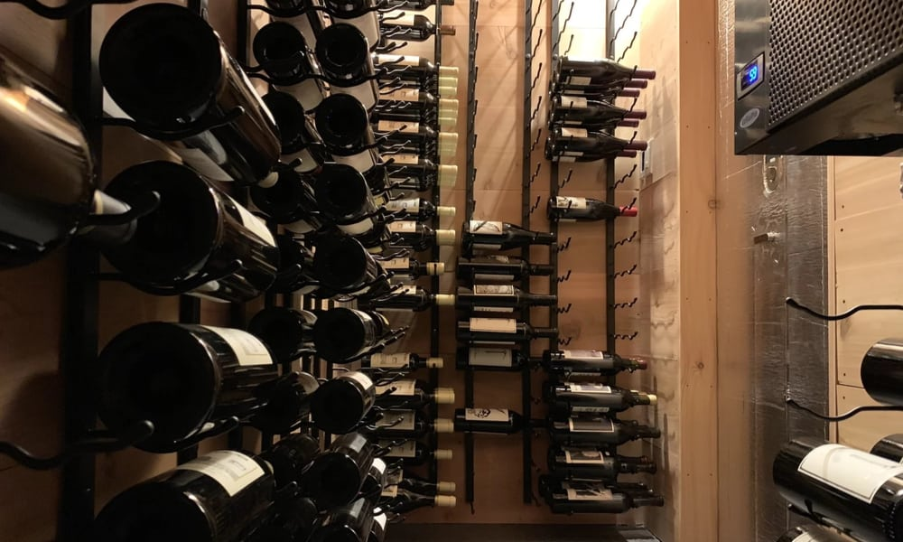 How to Build a Wine Cellar from Cabin DIY