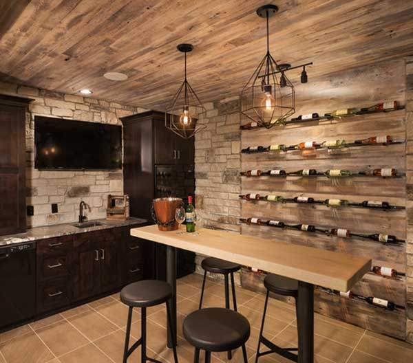 How to Build a Wine Cellar in a Weekend