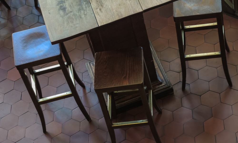 How to Make a Barstool from Reclaimed Material