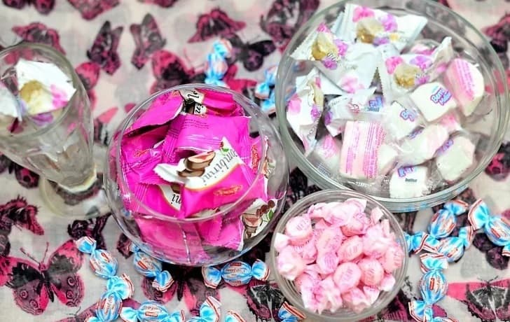 How to Make a Candy Buffet