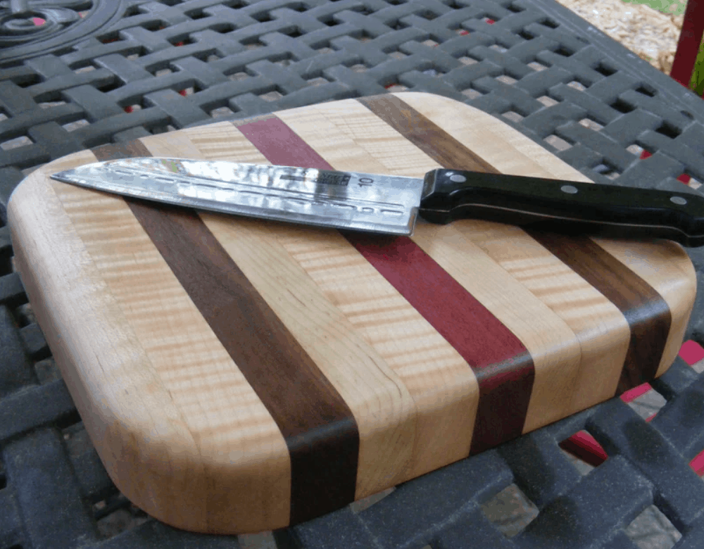 How to Make a Cutting Board with Instructables