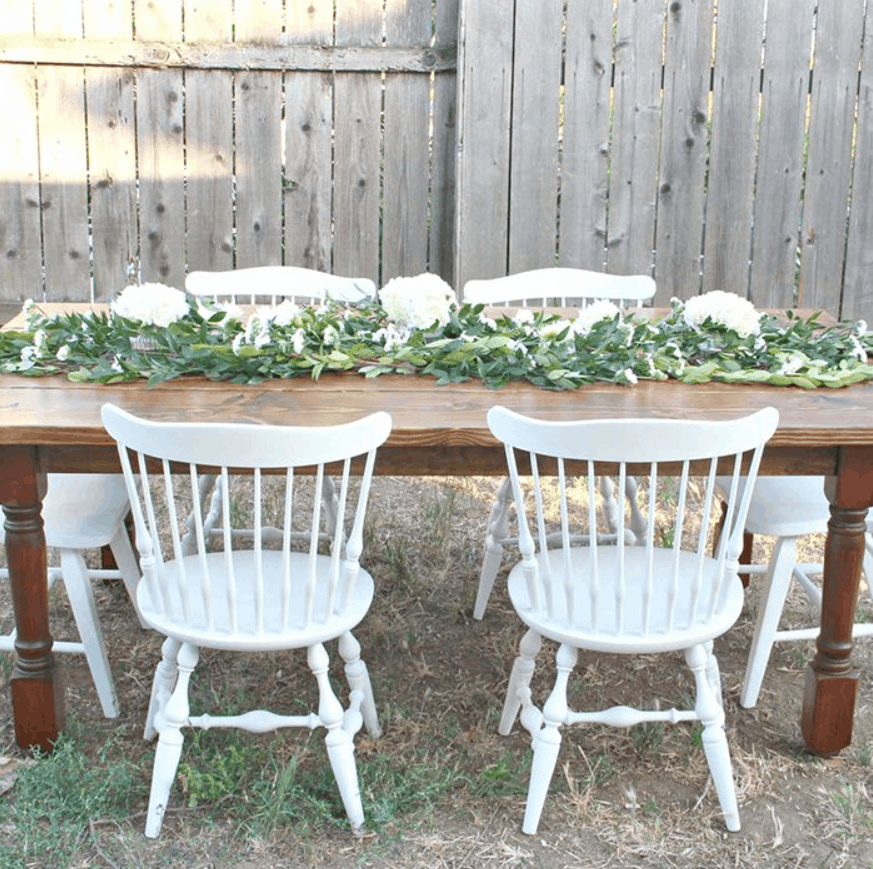 How to Make a DIY Dining Table Set