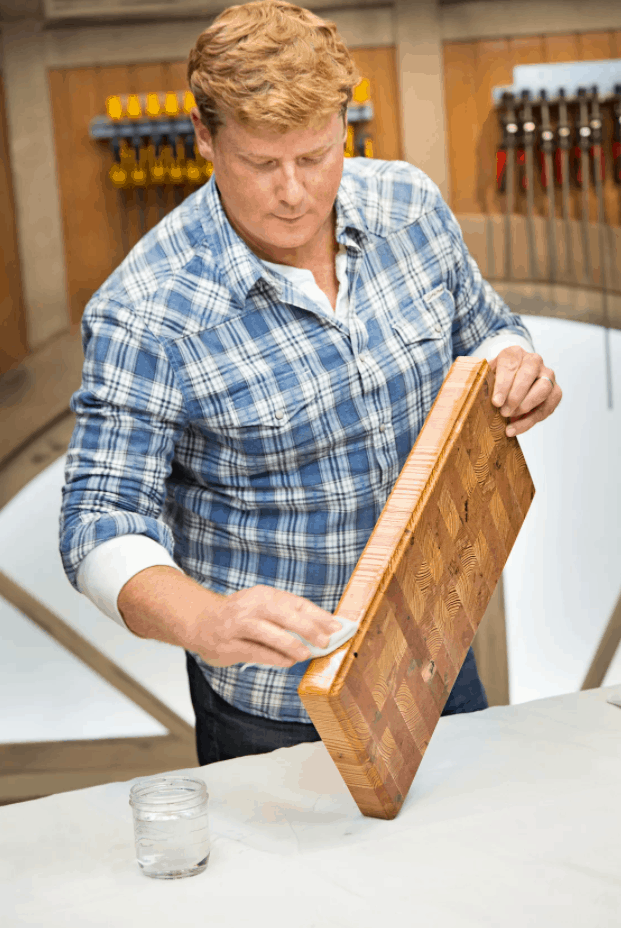 How to Make an End-Grain Cutting Board