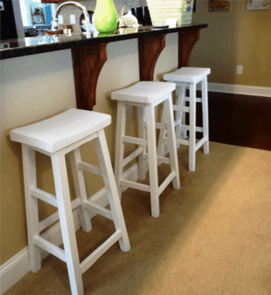 Make Your Own Barstools