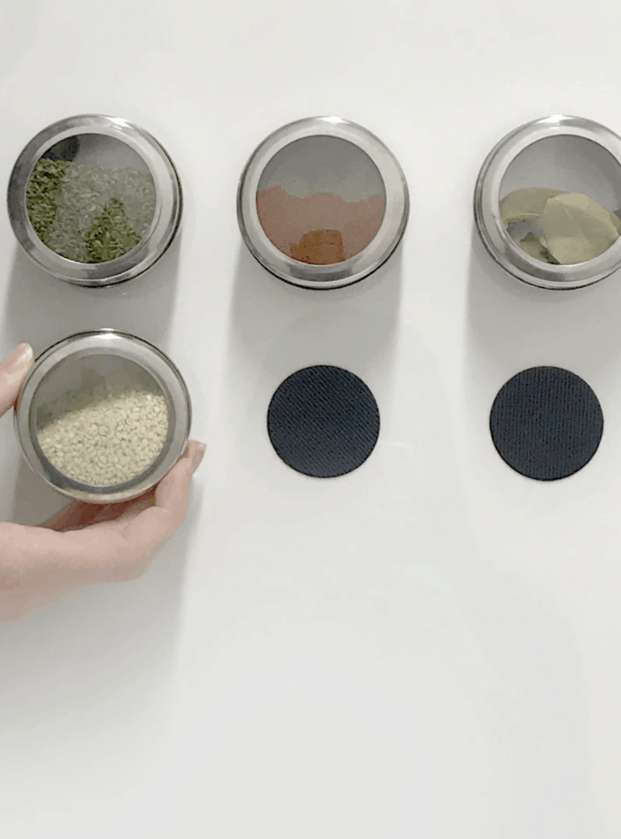 Make a DIY Spice Rack for Your Kitchen Wall
