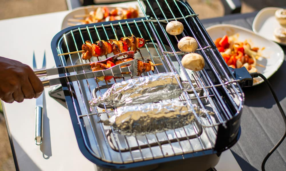 My Homemade Barbecue Grill and How to Build It