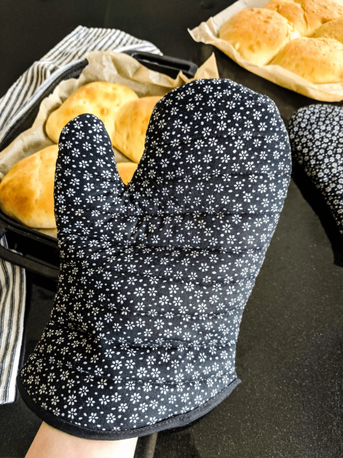 Oven mitt free sewing pattern