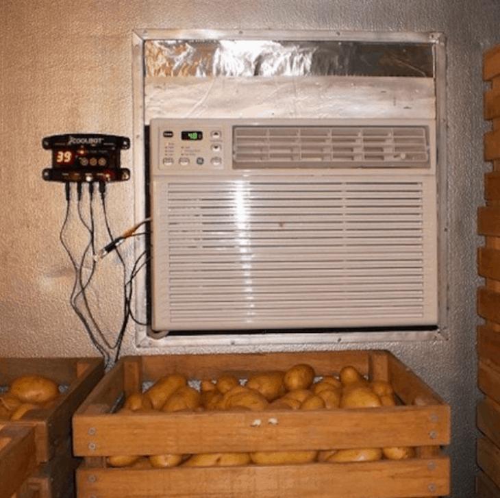 Poor Man's DIY Meat Cooler