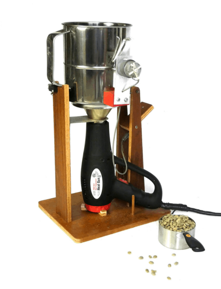 Simple Sifter Coffee Roaster