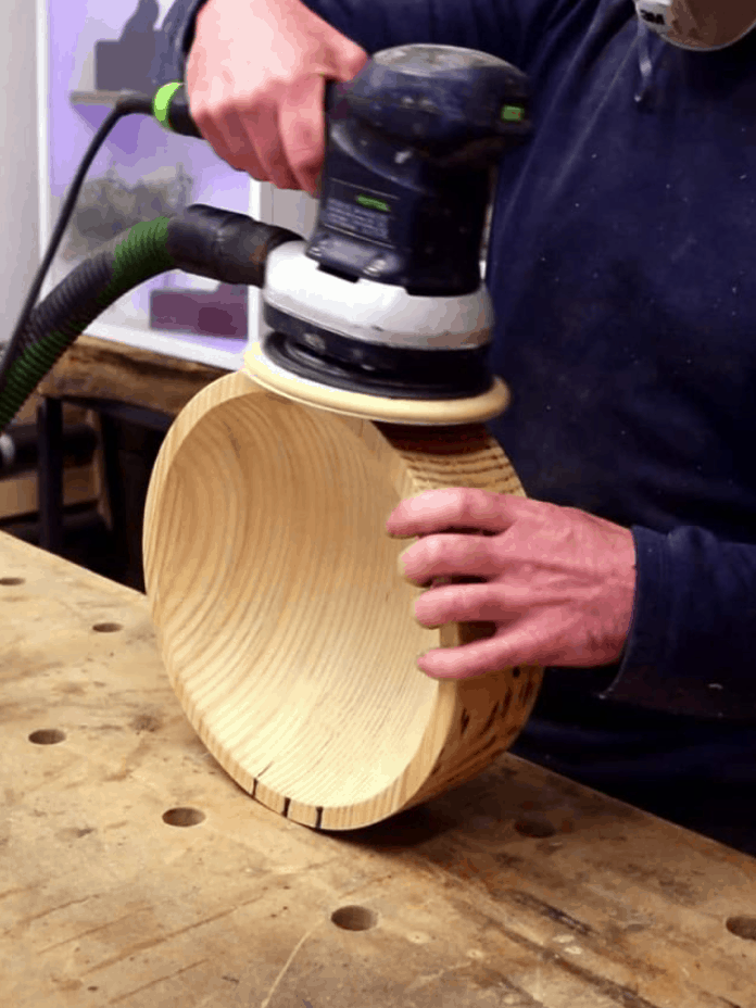 Super Simple Hack to Make a Wooden Bowl Without a Lathe