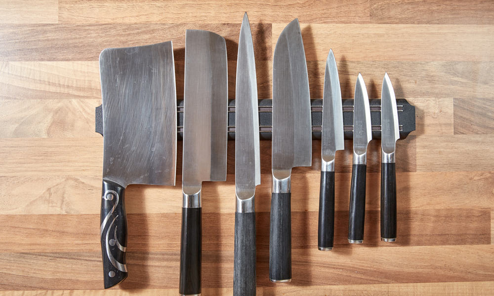 Survival Weapons DIY Knives for Off-Grid Survival