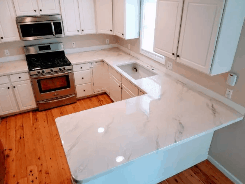 The Advantages and Disadvantages of Epoxy Countertops