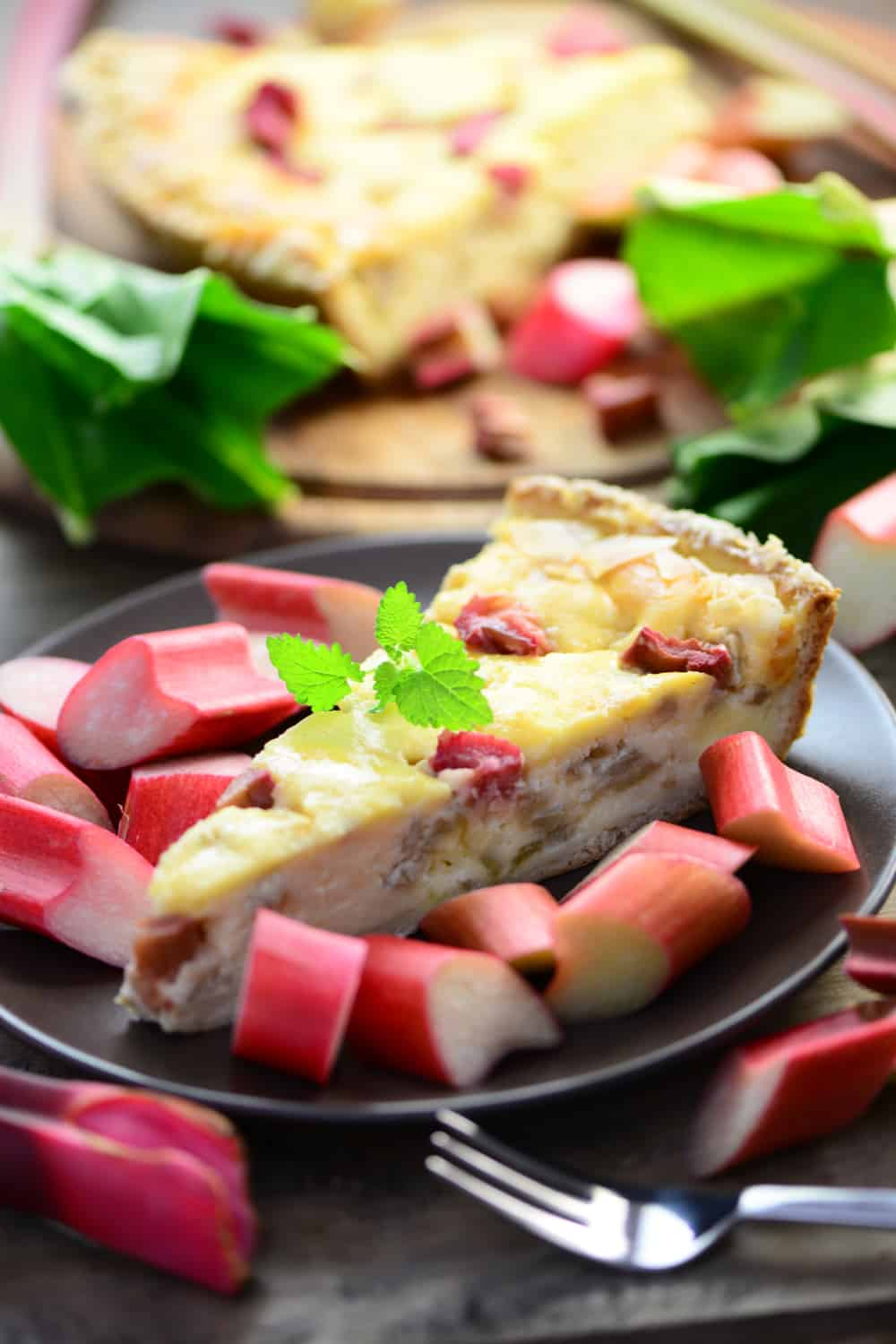 The Risk of Consuming Expired Rhubarb