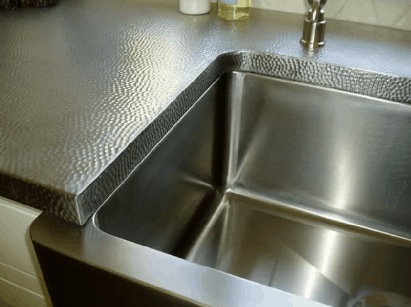 The Ultimate Guide To Metal Countertops