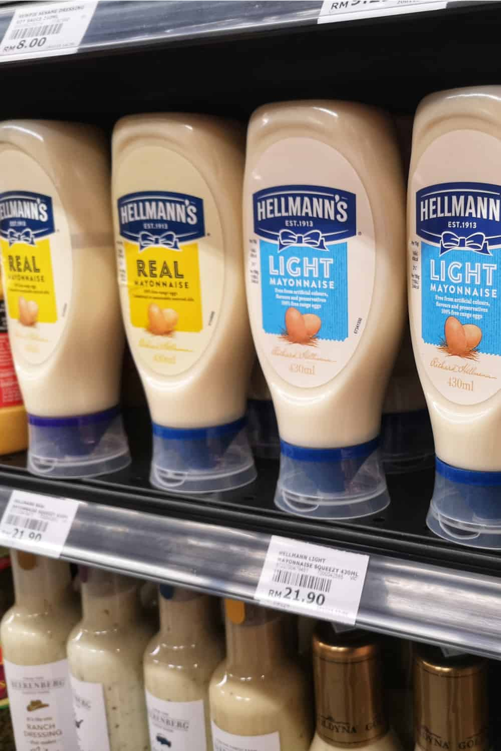 Tips to Store Mayonnaise