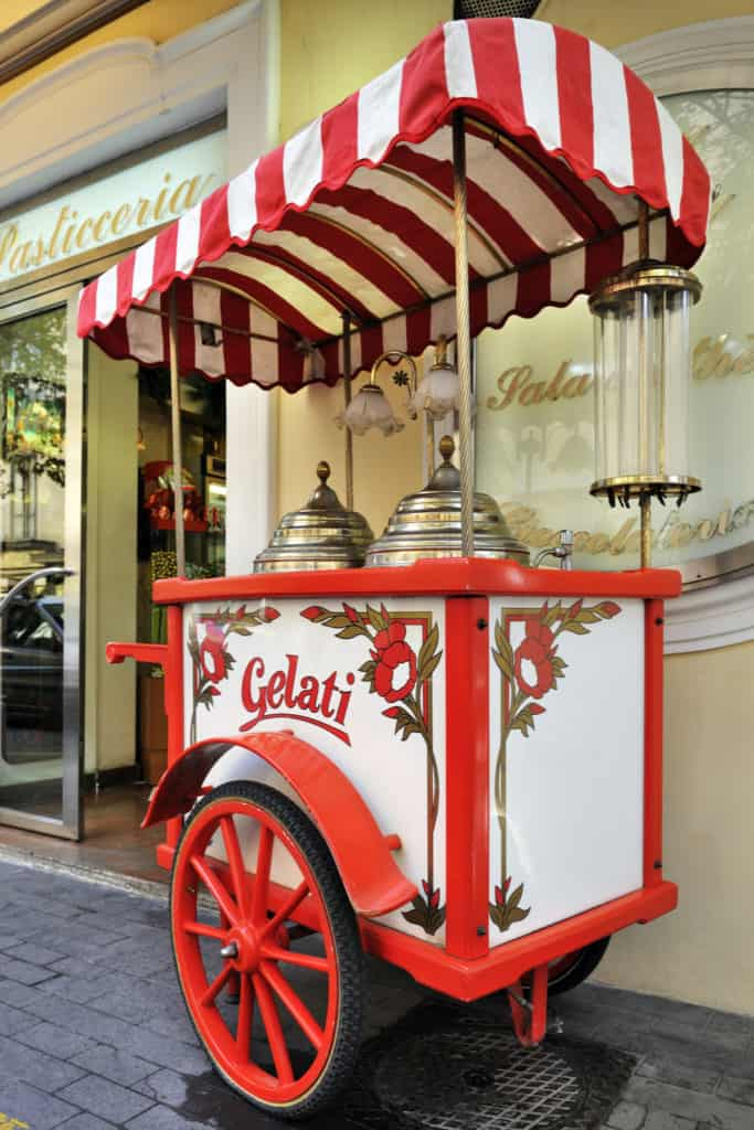 15 Homemade Ice Cream Cart Plans You Can Build Easily