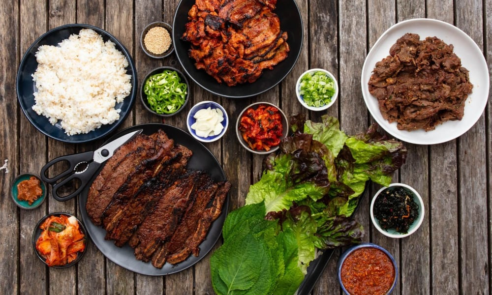 An Introduction to Korean Barbecue
