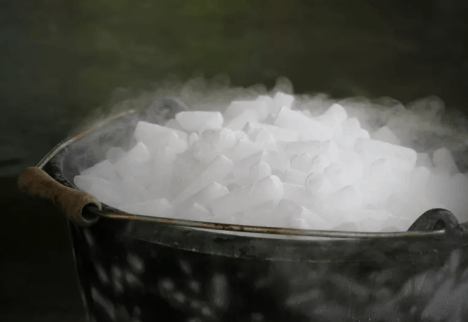 DIY Dry Ice