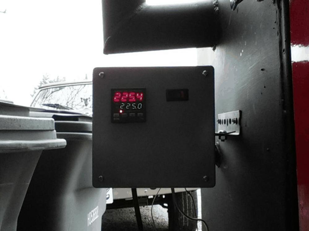 DIY Temperature Controller