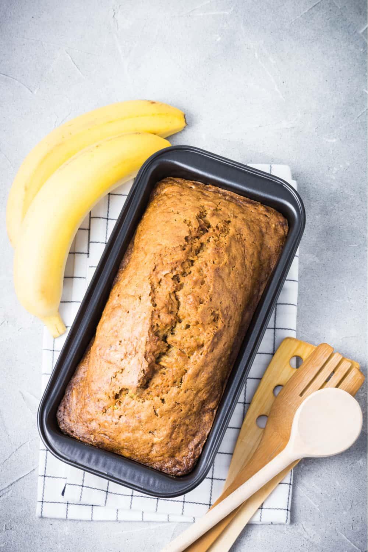 Does banana bread go bad