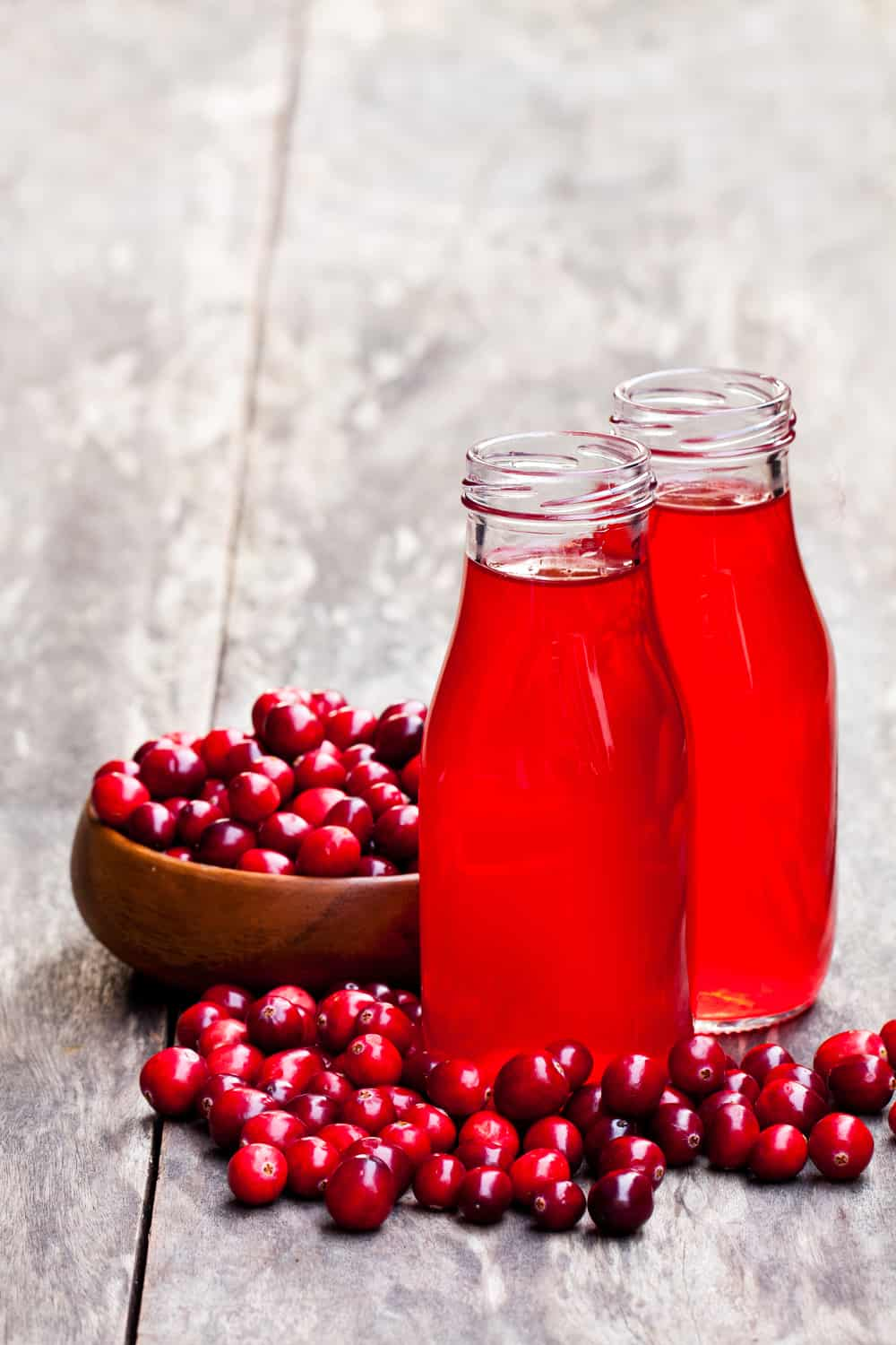 How long does Cranberry Juice last