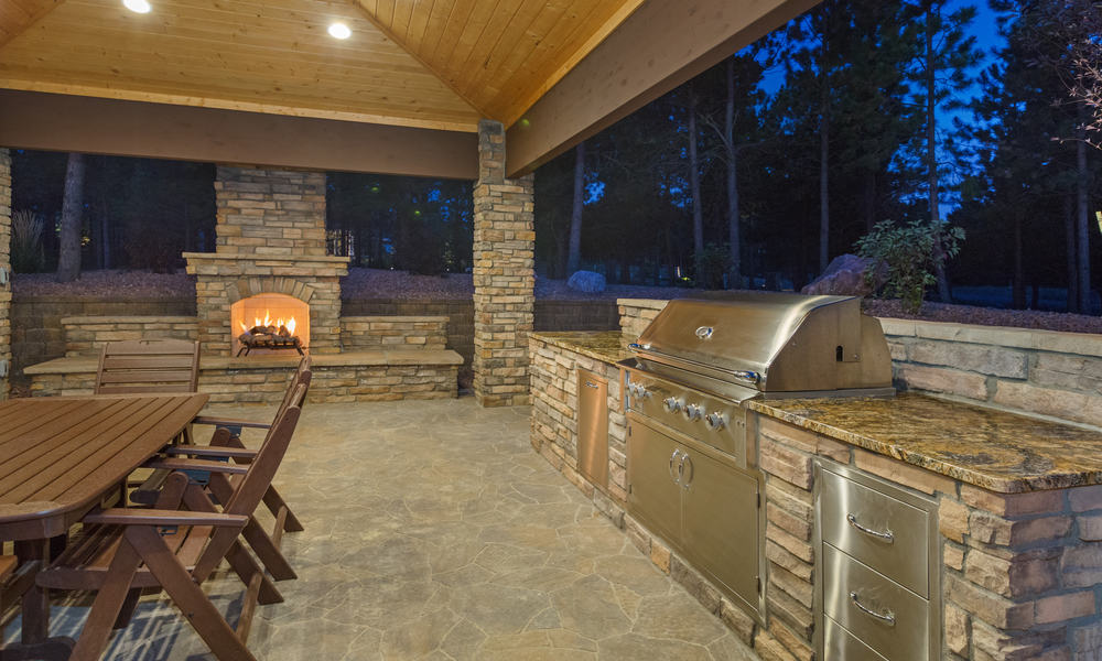 How to Build a BBQ Grilling Station