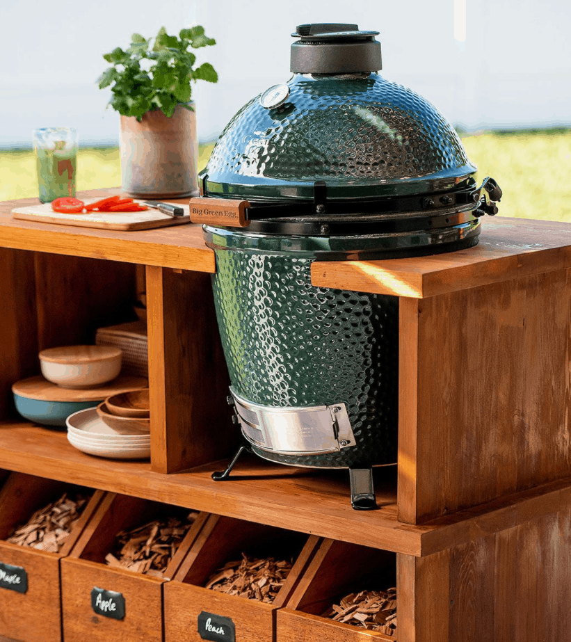 How to Build an All-In-One Grilling Station