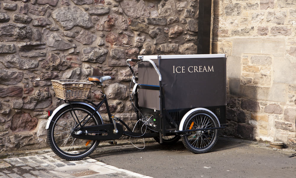 How to Build an Ice Cream Cart
