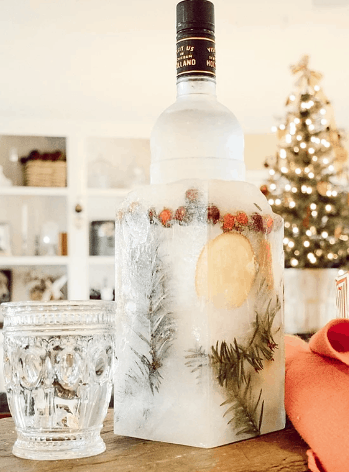 How to Create an Ice Bucket for Entertaining