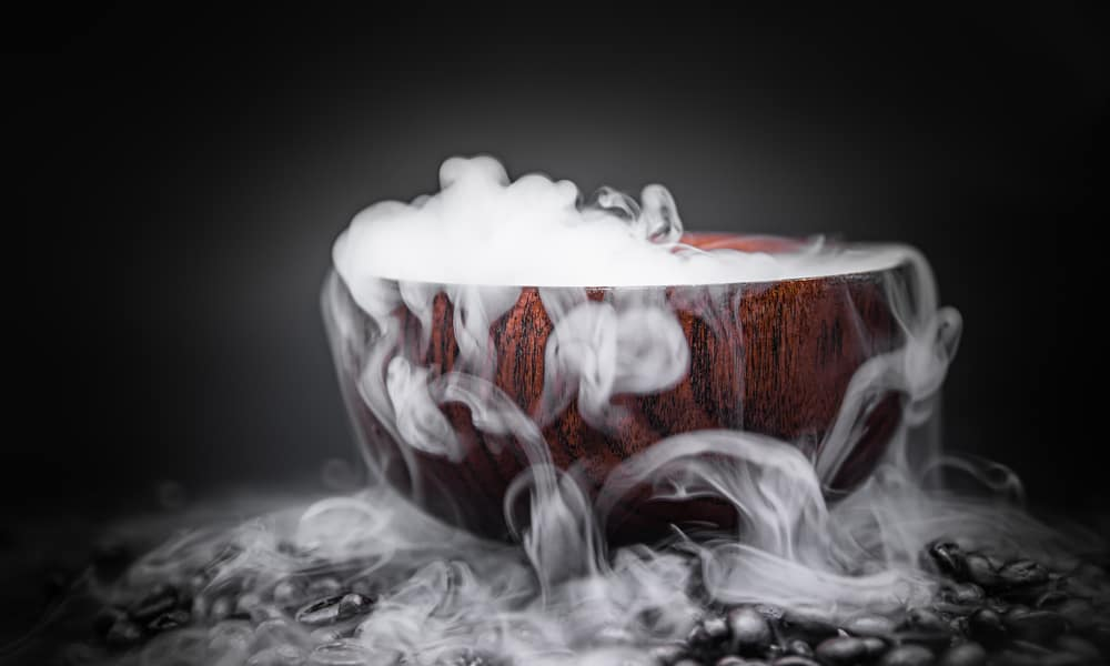 How to Make Dry Ice Fog