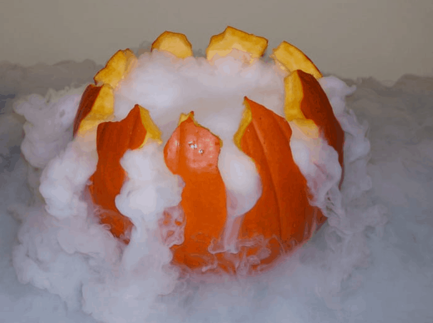 How to Make Dry Ice Tutorial