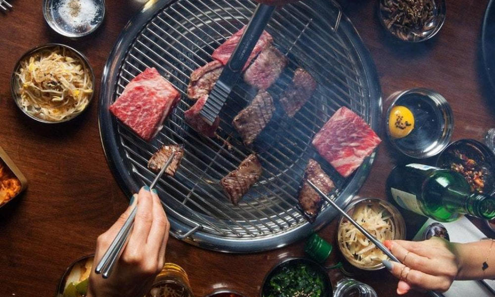 How to Throw a Korean BBQ Party at Your Home