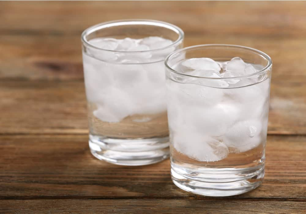 Can You Freeze Distilled Water