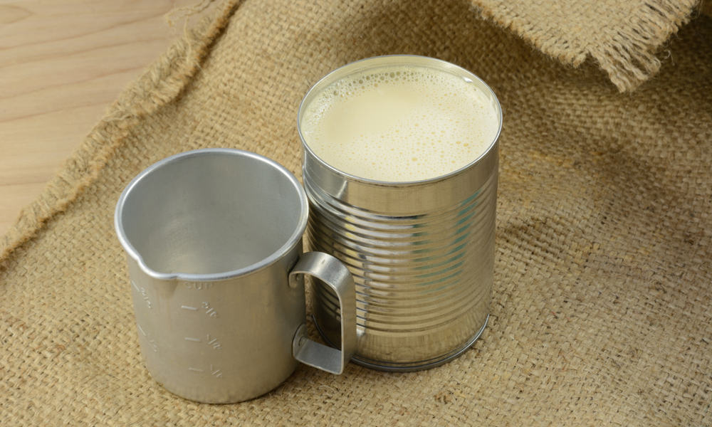 5 Tips to Store Evaporated Milk