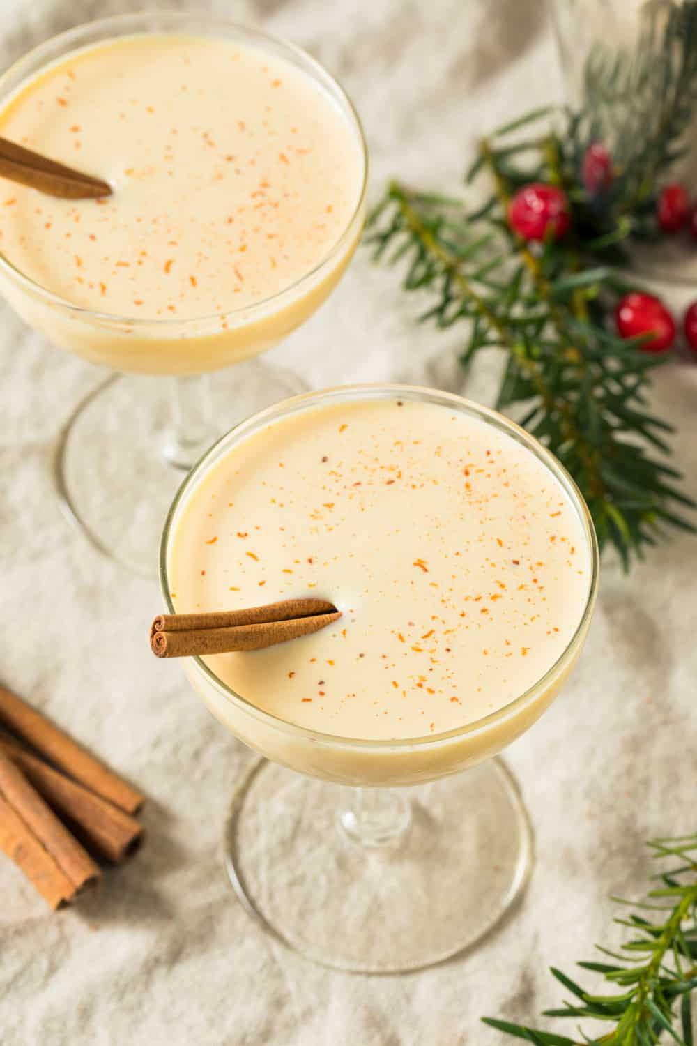 4 Tips to Tell if Eggnog Has Gone Bad