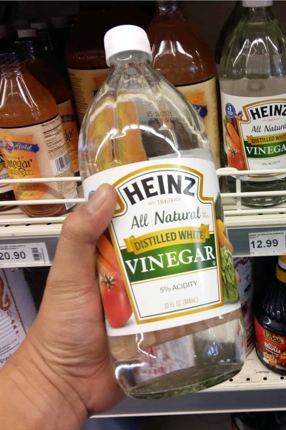 Can You Freeze White Vinegar