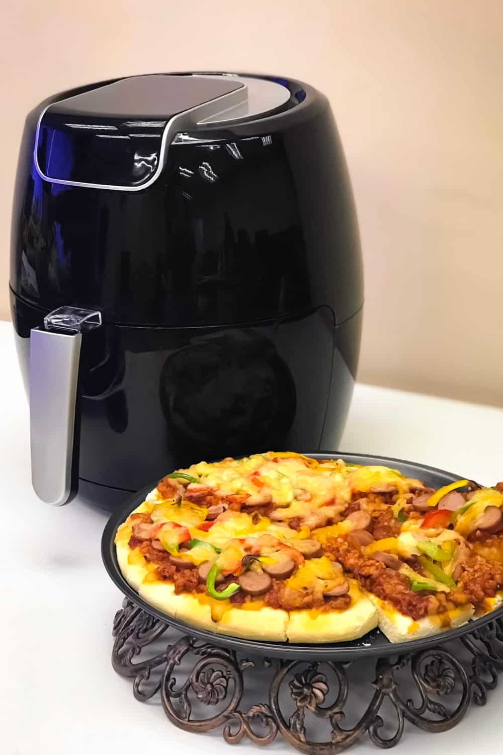 Reheat Pizza In An Air Fryer